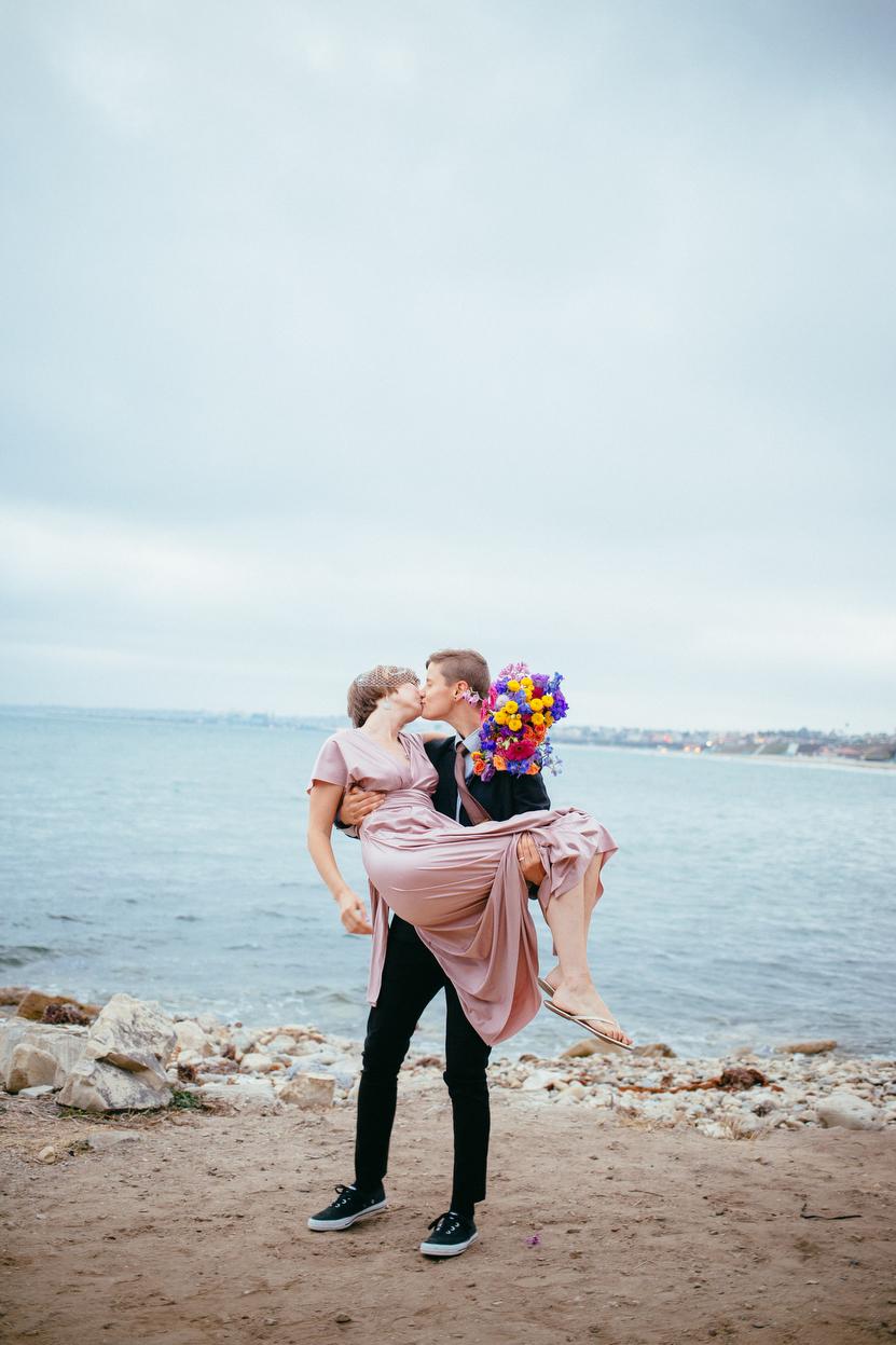 Monique Tanja Rancho Palos Verdes Rad In Love